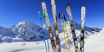 Ski Equipement Rentals